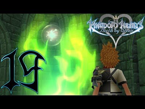 Kingdom Hearts Birth By Sleep Gameplay Walkthrough Part 19 Ventus Enchanted Dominion [1/2]