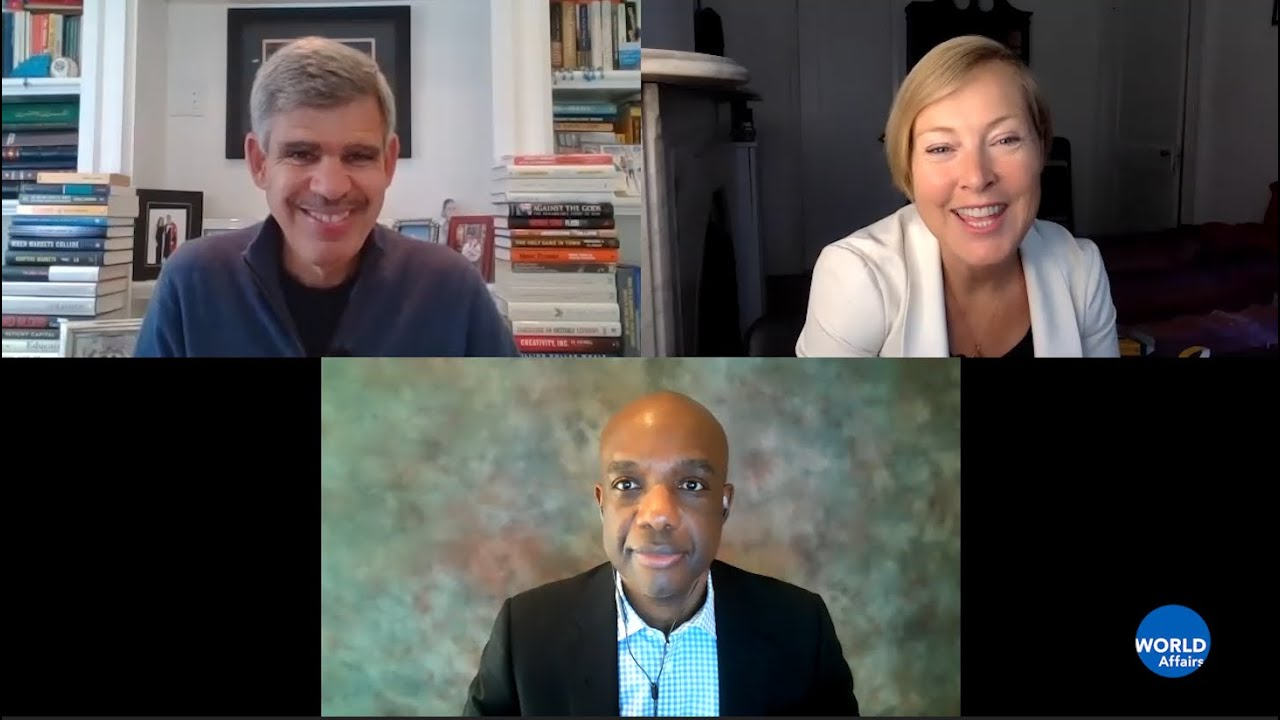 Mohamed El-Erian and James Manyika: How will the Global Economy Be Different After COVID-19?