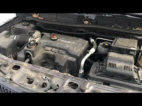 How to Change the Oil In a Chevy Equinox