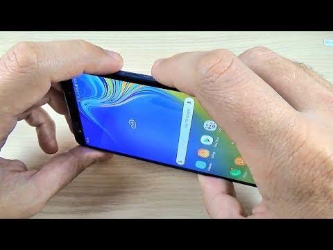 SCREENSHOT Samsung Galaxy A7 (2018)