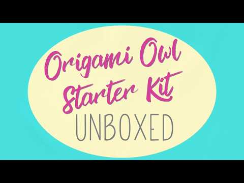 Origami Owl Starter Kit - You won't believe what's inside!