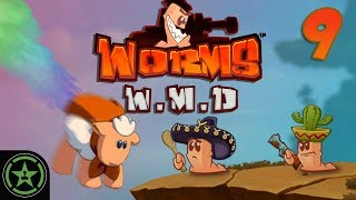 The Moist Flanks - Worms W.M.D. (#9) | Let