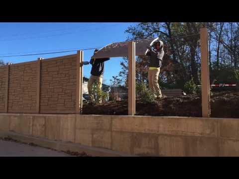 SimTek EcoStone - Professional Fence
