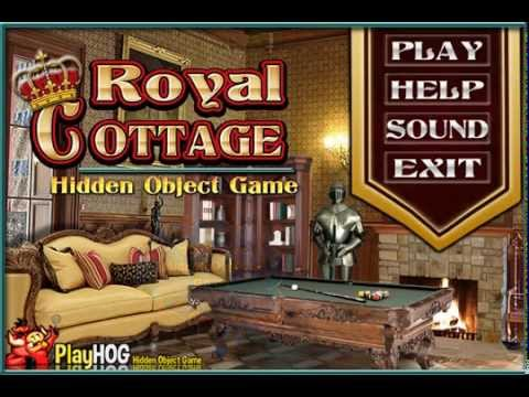 Royal cottage - Free Find Hidden Objects Games