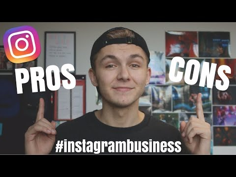 INSTAGRAM BUSINESS PROFILES - SHOULD YOU MAKE THE SWITCH? PROS AND CONS (WARNING)