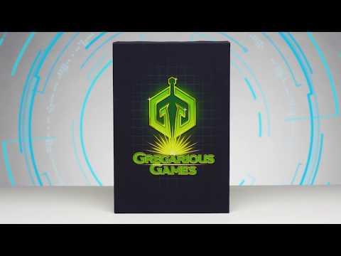 Ready Player One Gregarious Games Luminart | Paladone