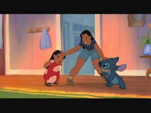 Lilo and Stitch 2 - Touching Me!