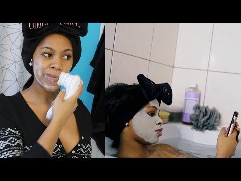My At-Home Pamper Routine on a Budget! | Dana Alexia