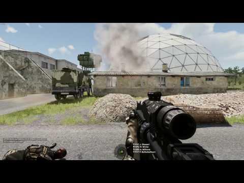 ArmA 3 - Testing a dead man switch