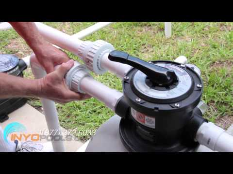 How To: Replace the O-Ring on a Pool Sand Filter