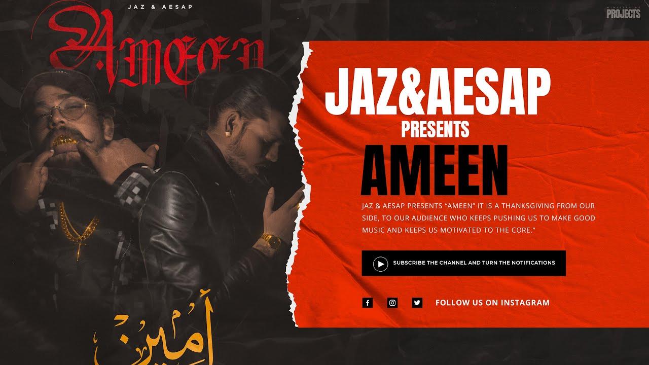 Download AMEEN (Official Video) JAZ & AESAP | PROD. BY PHARGONE | HINDI RAP 2021 MP3 Gratis