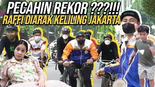PERDANA!!! RAFFI AHMAD GOWES KELILING JAKARTA RAYA SAMPAI GEMPOR...