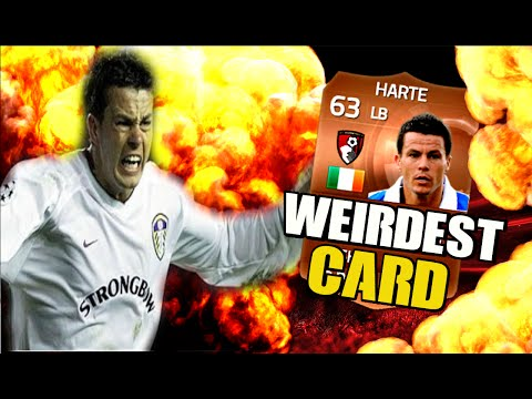 THE WEIRDEST CARD ON FIFA 15! | FIFA 15 ULTIMATE TEAM