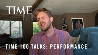 "TIME100 Talks: Ben Platt Performs ""Grow As We Go"" I TIME"