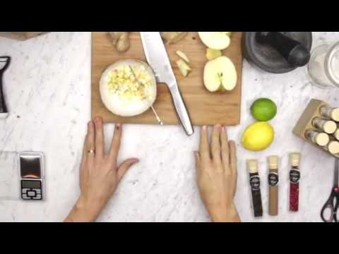 Make your own flavored vodka with ginger, apple and spices! - The Lab Brewer