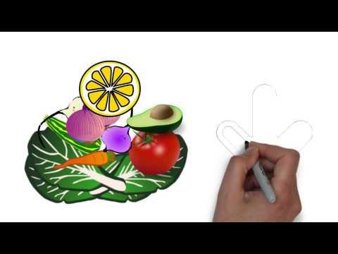 DEEP DETOX / CLEANSE with FRUIT: Public Domain Video