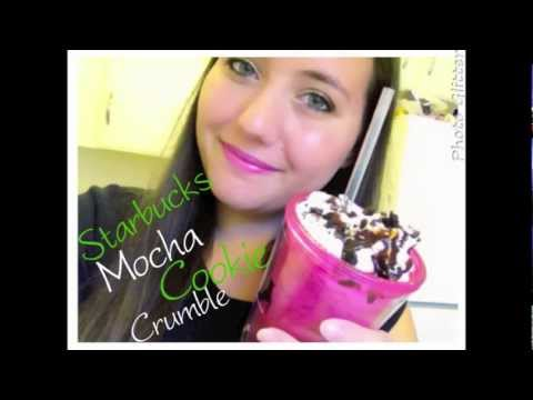 ❤How To Make A Starbucks Mocha Cookie Crumble Frappuccino❤