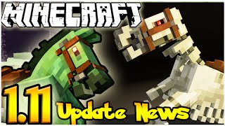 Minecraft 111 Update News Suggestions Riding Undead Horses Skeleton H