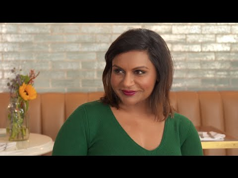 Style Session with Mindy Kaling