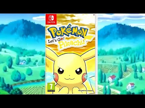 Pokemon Lets Go Pikachu and Pokemon Lets Go Eevee Update!