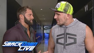 Zack Ryder returns with an idea for Mojo Rawley: SmackDown LIVE, June 13, 2017