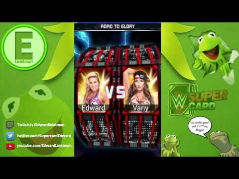 WWE Supercard Season 2 Episode 11 (RTG Progress on New PC)