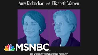 New York Times Editorial Board Breaks With Convention And Endorses Two Candidates | Deadline | MSNBC