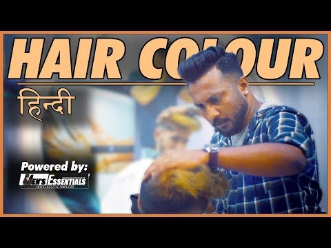 How to COLOR YOUR HAIR SAFELY | In-Depth Hair COLORING Tutorial for INDIAN MEN | Mayank Bhattacharya