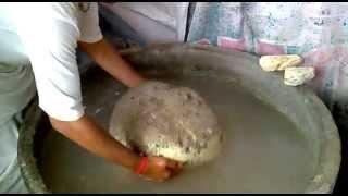 floating stone at Rameshwaram