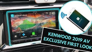 KENWOOD eXcelon 2-Way to 3 Way Crossover Switching - DDX9906XR