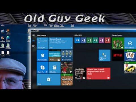 Windows 10  Creators Update- Hide Installed App List In Start Menu