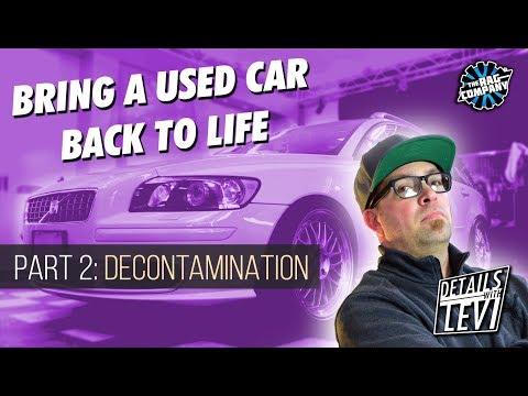 USED CAR Detailing Part 2: Wash & Decon | DETAILS WITH LEVI