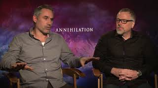 Annihilation (2018) - From Page to Screen Featurette- Paramount Pictures