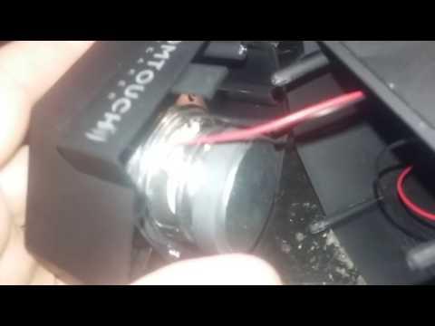 As Seen On TV Boom Touch  Speaker Teardown
