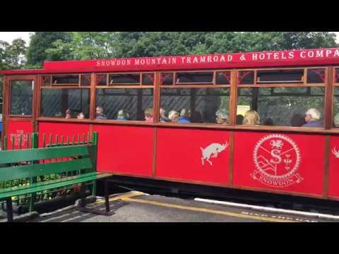 Snowdonia mountain railway - North Wales