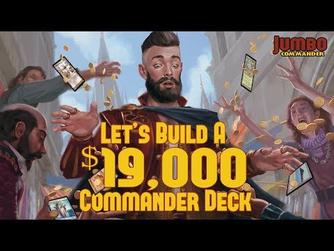 A $19,000 Commander Deck Tech