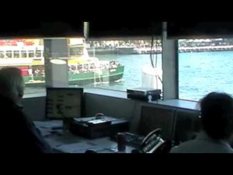 Sydney Ferry Control