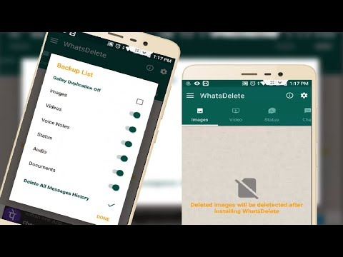 Whatsapp New Trick to Recover Deleted Messages, Images, Video, Audio, Documents in Android 2018