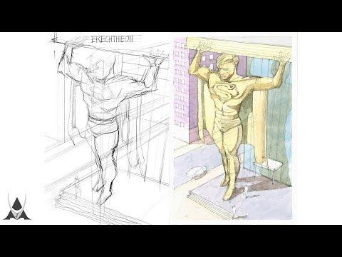 Architectural Mythology # 03 Strength