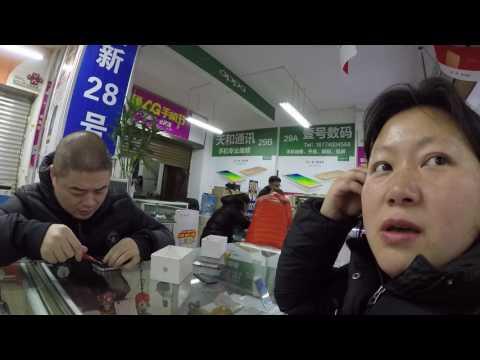 Best phones in China choose Huawei (visit my friend in Changsha)