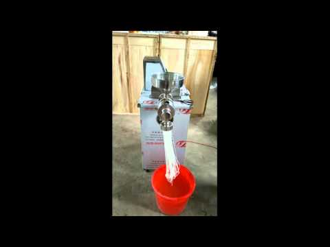 rice noodle machine/corn maize flour noodle machine/potato starch noodle maker machine equipment