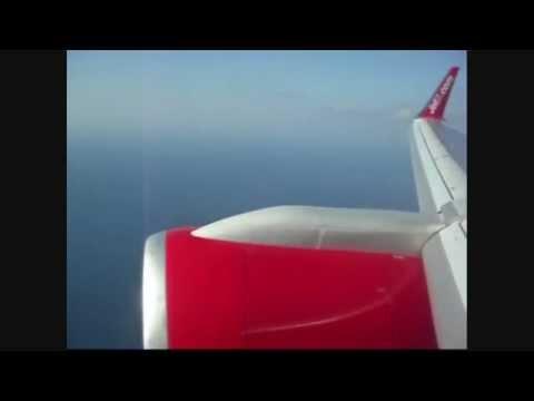 Jet 2 757-200 Landing In Heraklion, Crete