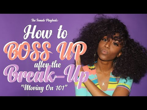 BOSS UP after your Break Up (How to Get Over a Relationship) | CoffeeCreamGirl