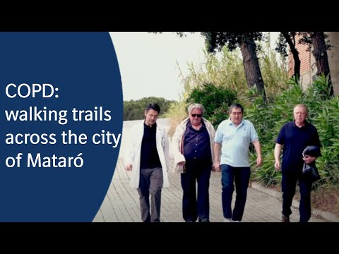 Walking Trails for people living with COPD