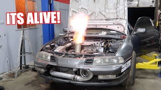 1000HP Prelude ROARS Back To Life!