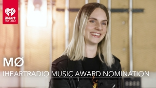 """MØ """"Cold Water"""" Nominated for iHeartRadio Music Award"""