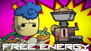 Oxygen Not Included - Automated Renewable Volcano Power With