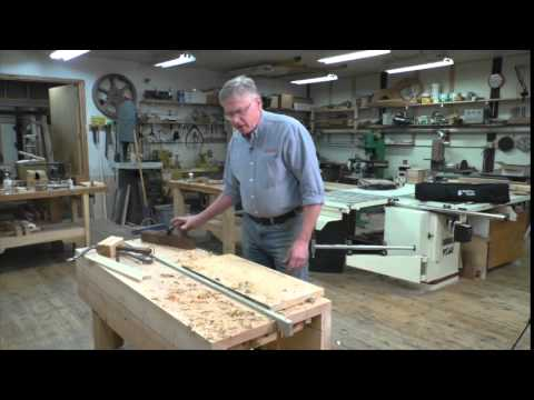 Mike Siemsen,  Workholding on Viseless Bench