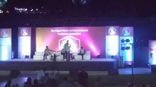 Sampat Saral live performance at Hasya Kavi Sammelan