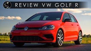 Review   2018 VW Golf R   Specs Often Lie